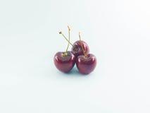 Sweet fresh Cherry Stock Photography