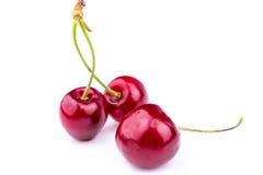 Sweet fresh cherry  Royalty Free Stock Photos