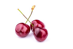 Sweet fresh cherry  Royalty Free Stock Photography