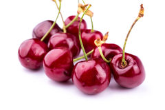Sweet fresh cherry  Stock Photography