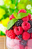 Sweet fresh fruits Royalty Free Stock Photo