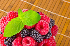 Sweet fresh fruits Royalty Free Stock Image