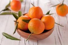 Sweet fresh mandarin Royalty Free Stock Image