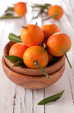 Sweet fresh mandarin Royalty Free Stock Photography