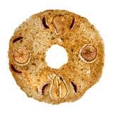 Sweet fruit pastille round shape Royalty Free Stock Photos