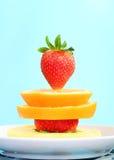 Sweet fruits Stock Image