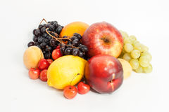 Sweet fruits Stock Photos