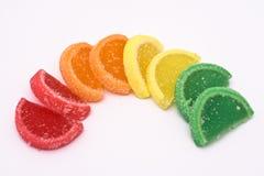 Sweet gelatin Royalty Free Stock Images
