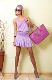 Sweet girl Stock Image