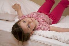 Sweet girl Stock Photos
