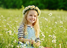 Sweet girl Royalty Free Stock Photo