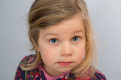 Sweet girl Royalty Free Stock Photography