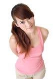 Sweet girl portrait Stock Image