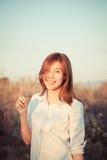 Sweet girl Stock Photography