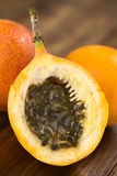 Sweet Granadilla or Grenadia Fruit Royalty Free Stock Photography