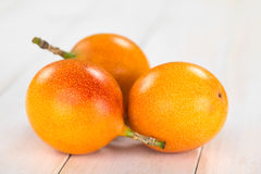 Sweet Granadilla or Grenadia Royalty Free Stock Image