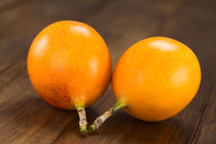 Sweet Granadilla or Grenadia Royalty Free Stock Photos