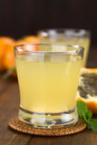 Sweet Granadilla Juice Stock Photography