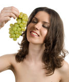 Sweet grapes Royalty Free Stock Photo