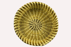 Sweet Grass Basket Royalty Free Stock Image