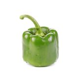 Sweet green pepper. Stock Photography