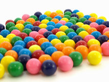 Sweet Gumballs Royalty Free Stock Images