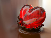 A sweet heart Stock Photography