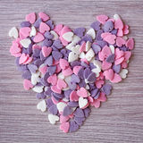 Sweet heart Royalty Free Stock Photos
