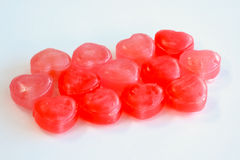 Sweet heart candy Royalty Free Stock Images