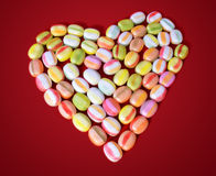 Sweet Heart Royalty Free Stock Photography