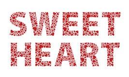 Sweet Heart stock illustration