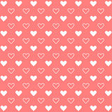 Sweet heart for valentine background Stock Photography
