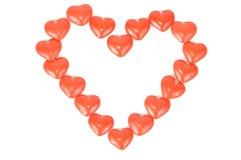 Sweet hearts Stock Photography