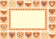 Sweet hearts Royalty Free Stock Image