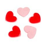 Sweet hearts Stock Photo