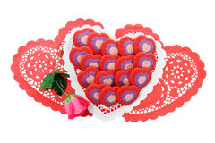 Sweet Hearts Stock Photos