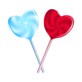 Sweet Hearts. Stock Image