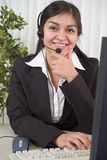 Sweet Helpdesk Royalty Free Stock Photos