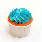 Sweet holiday buffet  cupcake close-up Royalty Free Stock Photo