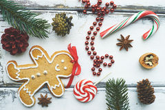 Sweet holiday Stock Images