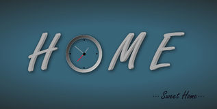 Sweet home Royalty Free Stock Photography