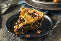 Free Sweet Homemade Mincemeat Pie Stock Photography - 102708422