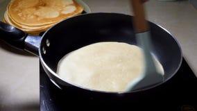 Sweet Homemade Pancake for Breakfast