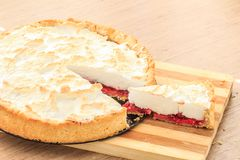 Sweet homemade pie Royalty Free Stock Photography