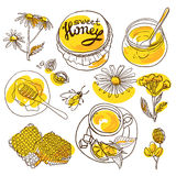 Sweet honey Royalty Free Stock Photography