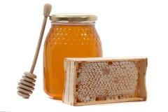 Sweet Honey Jar Royalty Free Stock Photos