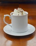 Sweet Hot Beverage Stock Images