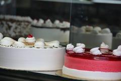 Sweet cakes Stock Image