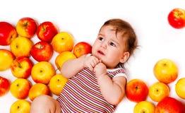 Sweet infant Royalty Free Stock Image