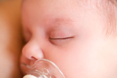 Sweet infant Stock Photos